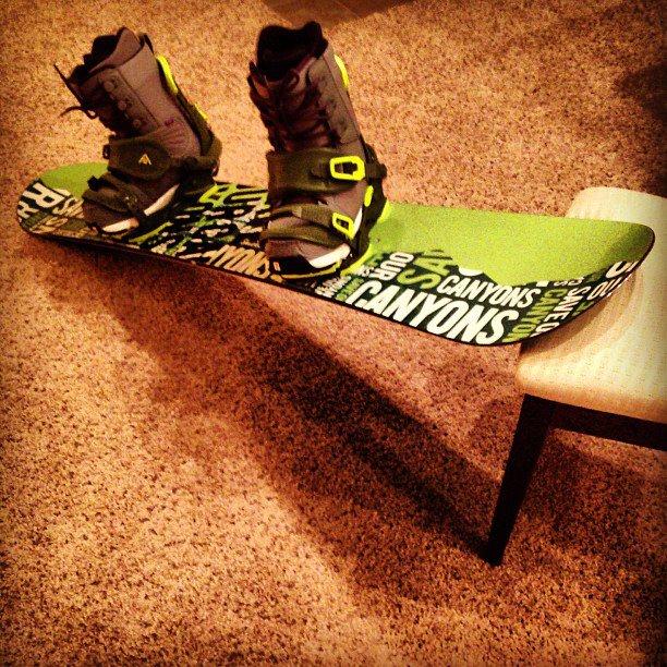 Niche Snowboard