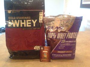 Cafe Mocha Latte Protein Shake