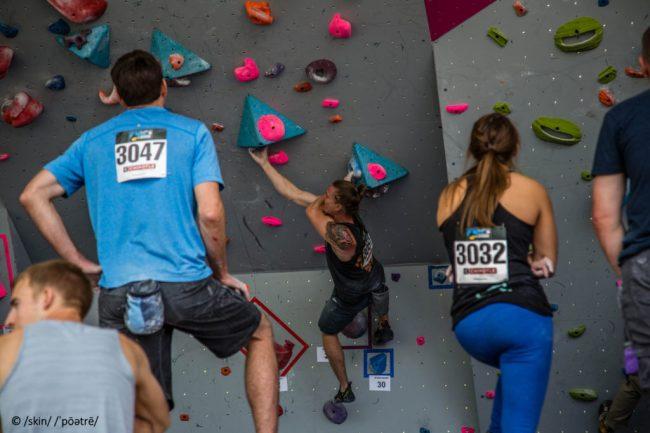 Dave Sandel GoPro Bouldering Advanced