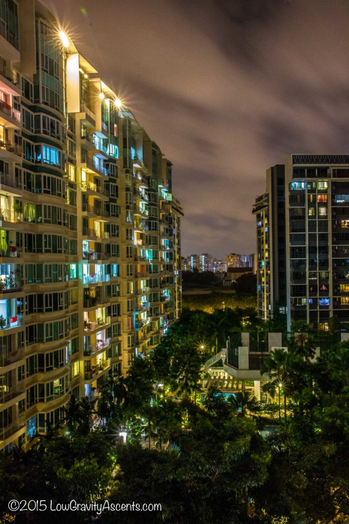 Singapore Night Photography