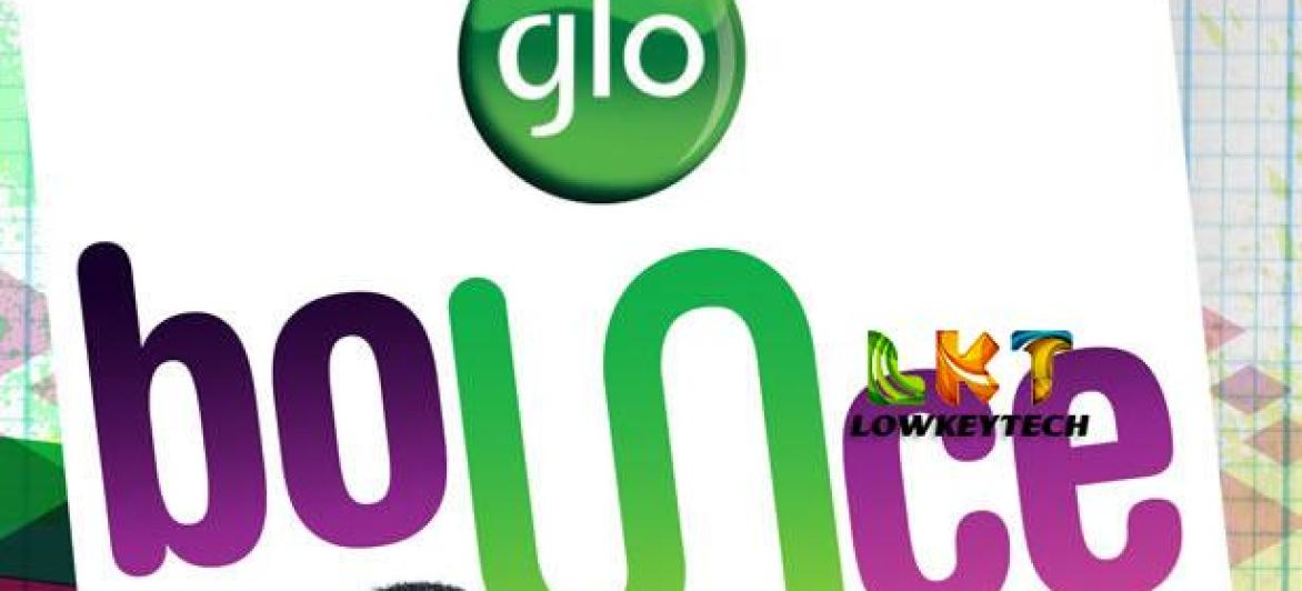 Glo Bounce Tariff Plan: Free 3OMB, Free Midnight Calls + Calls @5k/sec
