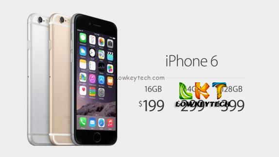 iphone 6 price and features