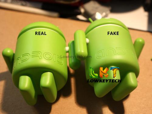How To Identify Fake Android phones {China Phones} -