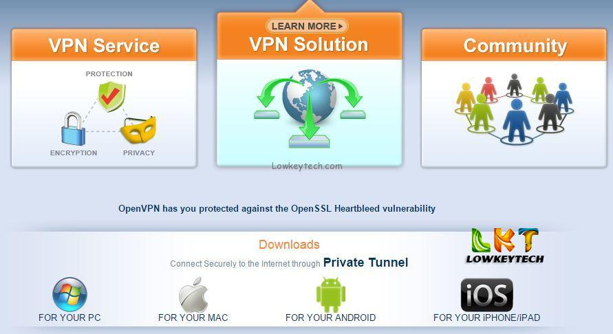 Update: Rock MTN Bis With OpenVpn On PC -
