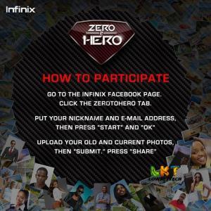 zero2hero app