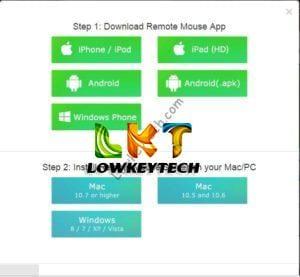mouse app