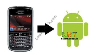 bb contacts-to-android