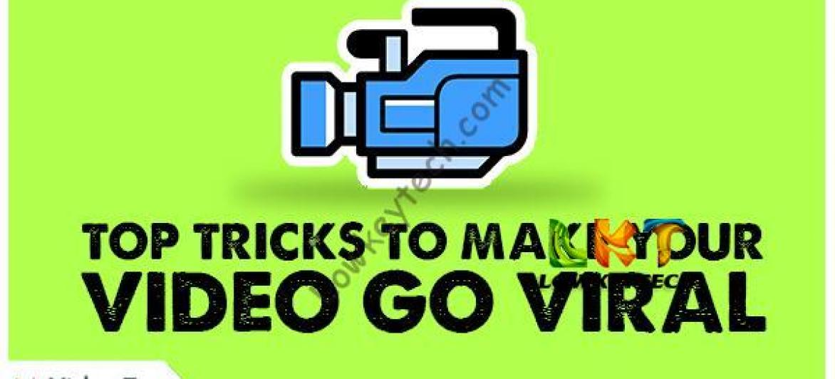 4 TIPS TO MAKE YOUR VIDEO GO VIRAL