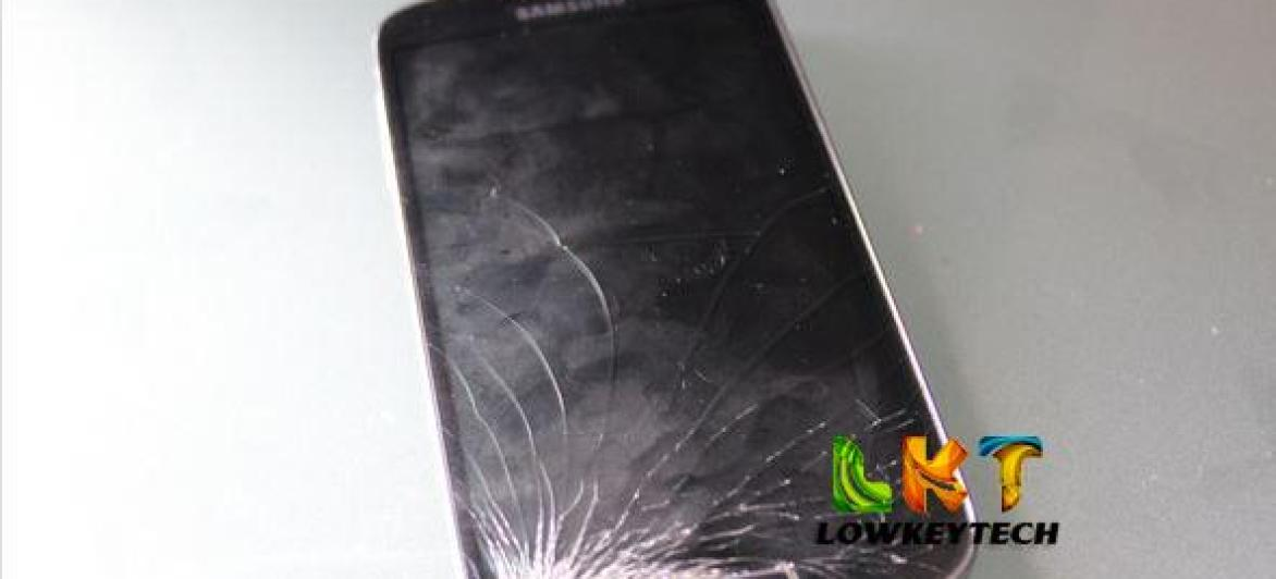 See How Android Broken Screen Glass Are Replaced