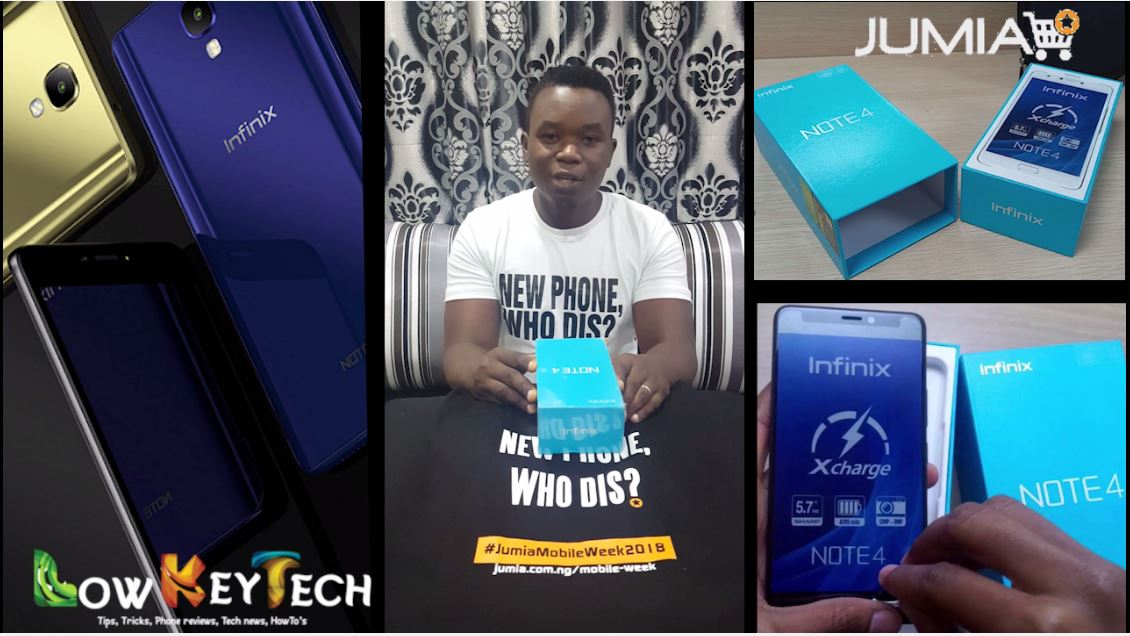 8b2db9d9e The Infinix Note 4 Full Unboxing Video And Review