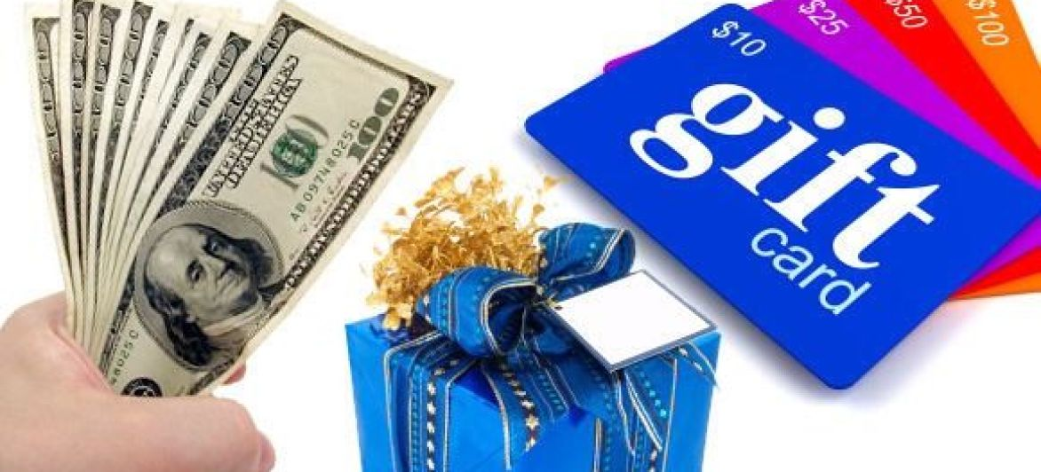 Make Extra Money and Sell Gift Cards