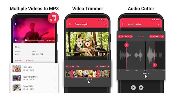 Inshot – Video to MP3 Converter