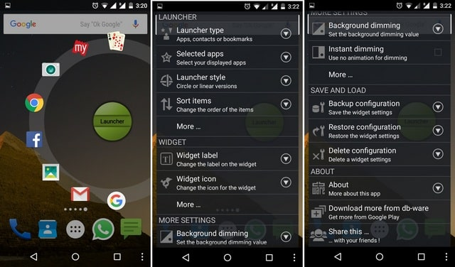Don't Use Too Many Widgets or Live Wallpapers