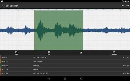 Auphonic Edit