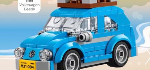40252 VW Beetle Polybag