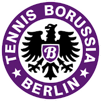 Emblem of the Berlin football team Tennis Borussia