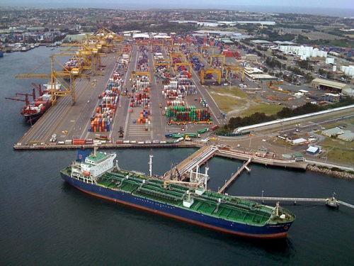 Sydney Container Port