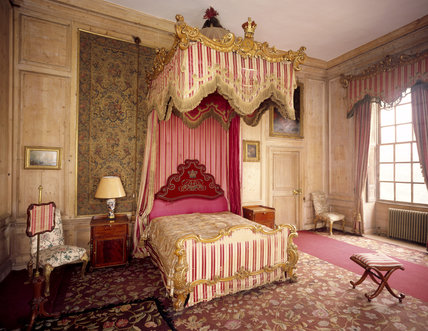 Queens Room At Belton House Named After Queen Adelaides Visit In 1841 Belton House At
