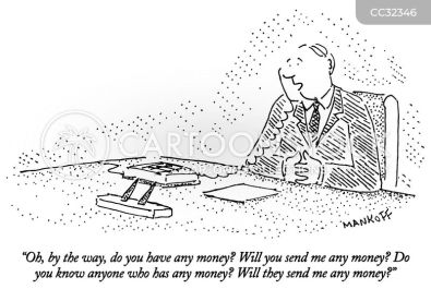Campaign Contribution Cartoons and Comics - funny pictures from CartoonStock