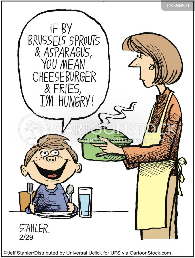 Asparagus Cartoons And Comics Funny Pictures From
