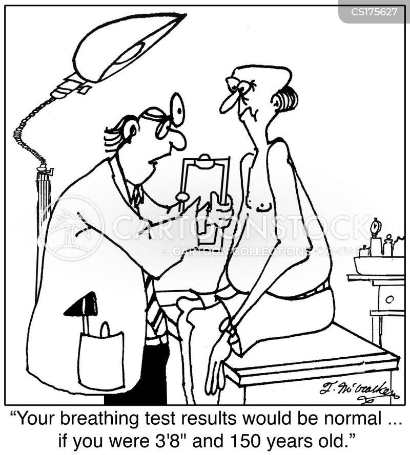 Asthmatic Cartoons And Comics Funny Pictures From