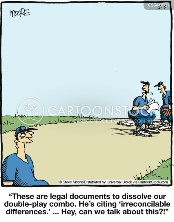 Irreconcilable Differences Cartoons and Comics - funny ...