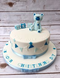 Christening Cake by The Cake Bank, Lowton