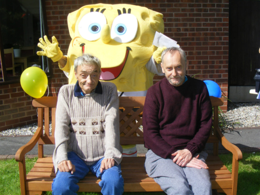 Fun at Lowton's Ashwood Court Care Home Open Day