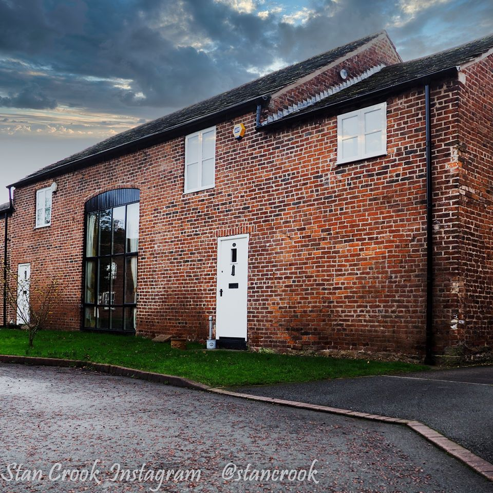 Grade 2 Listed barn conversion on Orford Close, Golborne