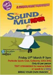 Sound of Murder poster
