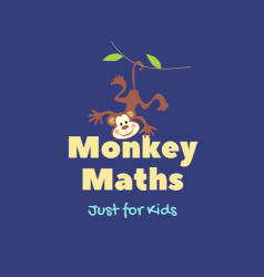 Monkey Maths tutoring logo