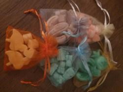 Lollypop Melts wax melts in bags