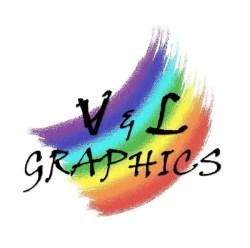 V&L Graphics logo