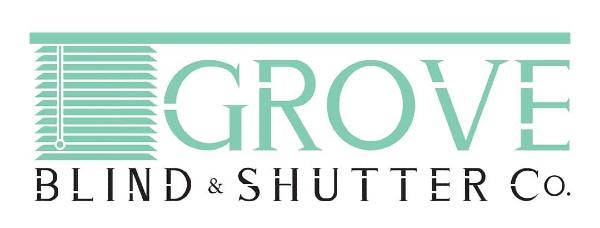 Grove Blinds and Shutter Co. logo