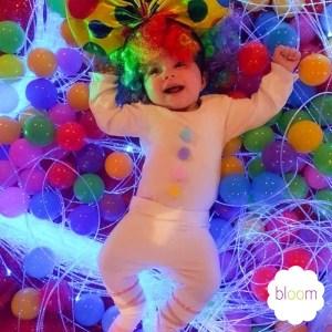 Baby Bloom Warrington baby class