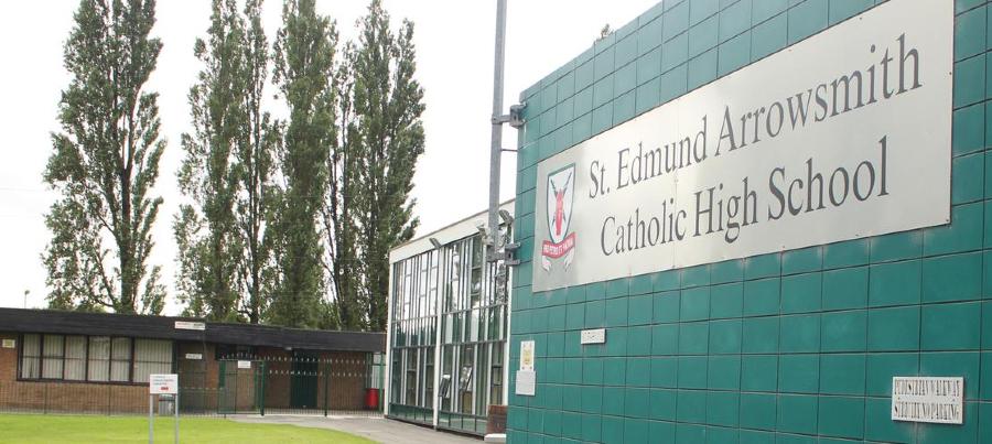 St Edmund Arrowsmith Catholic High School