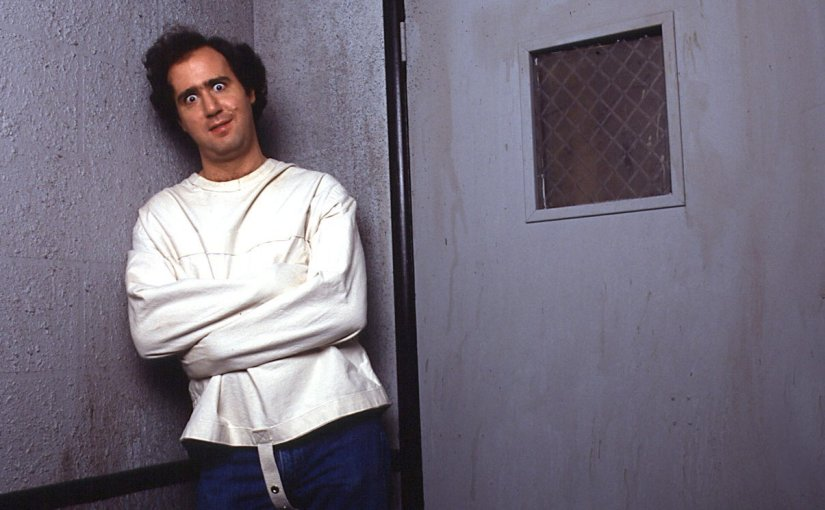 """Is This Real?"" The Andy Kaufman Story"