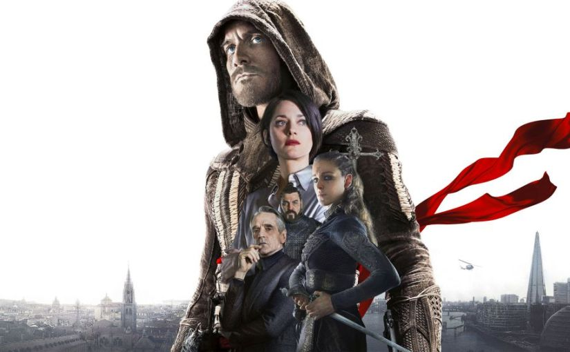 This Can't Be Good: Assassin's Creed