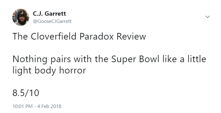 CaptureCloverfieldParadox