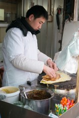 Jianbing (Chinese Crepes)