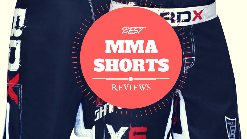 Best MMA Shorts Reviews