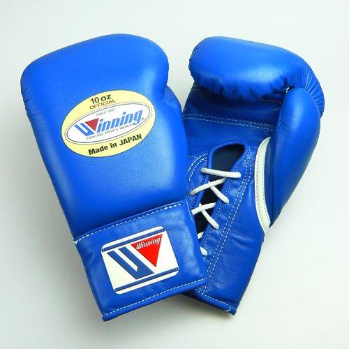 Winning Professional Boxing Gloves