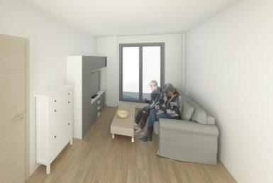 Apartamento de obra nueva en Alalpardo
