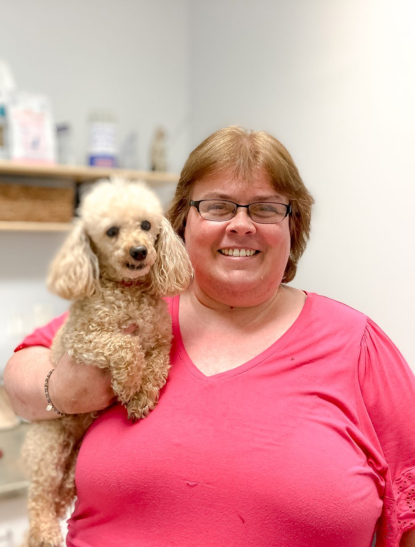 Kathy, Animal Care Attendant
