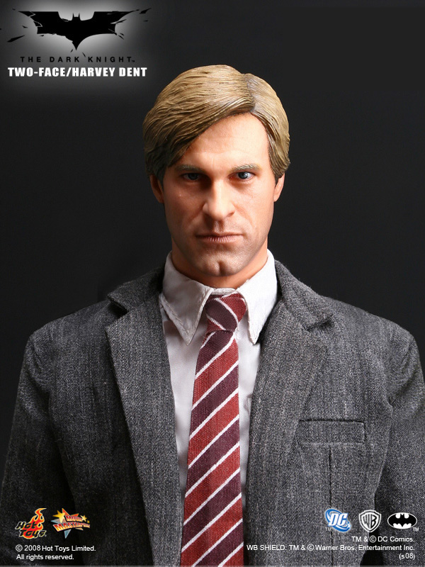 the dark knight two face harvey dent toy action figure