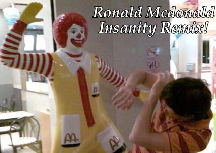 ronald-mcdonald-remix-music-craze