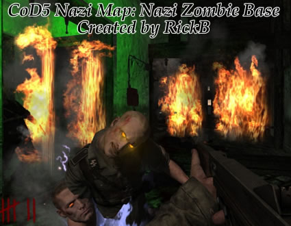 Call of duty world at war nazi map nazi zombie base created cod5 mw2 nazi zombie base map rickb creator gumiabroncs Images