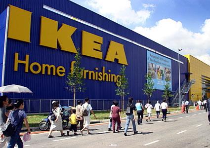 Ikea heights a drama secretly filmed in burbank ca ikea for Ikea burbank california