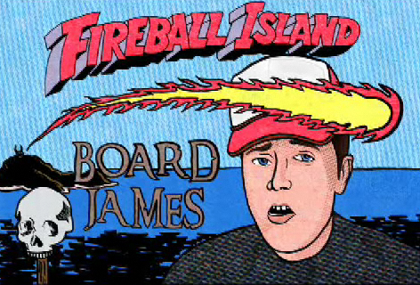 Board James (character) | Angry Video Game Nerd Wiki | Fandom