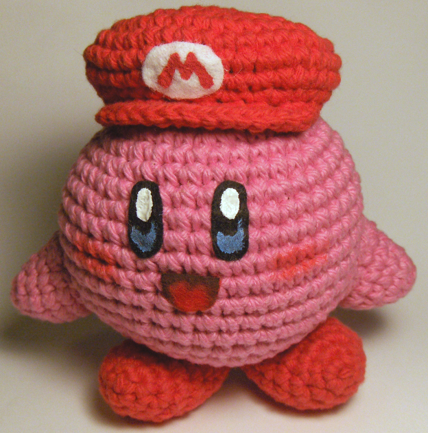 Nerdigurumi Amigurumi Patterns Featuring Kirby Bioshocks Big Daddy